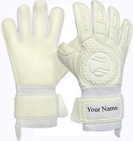 Zoop Pro High Quality Goalkeeper Hybrid Roll+Neg Finger Gloves Size 7/8/9/10/11