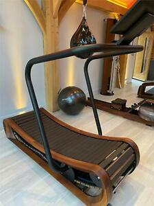 NOHrD Sprintbok Manual Treadmill Walnut New in perfect condition