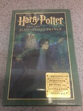 Harry Potter and the Half-Blood Prince AMERICAN DELUXE SIGNATURE EDITION, SEALED