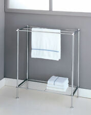 Chrome Freestanding Towel Racks