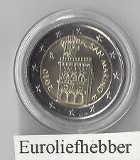 San Marino   OFFICIAL UNCIRCULATED 2 EURO COIN    2010    IN STOCK
