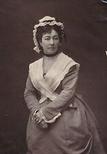 Actrice Théâtre XIXe - Marie LAURENT - ab4