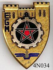 2595 - MATERIEL - E.G.M