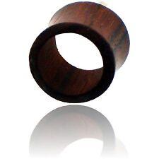 Sono Wood Tunnels body jewelry Pair Of Organic 000G 7/16 Inch