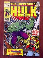 Hulk #127  VF
