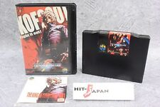 THE KING OF FIGHTERS 2001 NEO GEO AES GOOD Condition FREE SHIPPING neogeo 2646