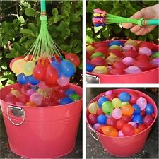 111Pcs Magic Water Balloons Bombs Toys Kids Garden Party Home Summer Toys