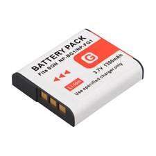 1300mAh NP-BG1 NP BG1 NP-FG1 Battery For SONY DSC-H3 NP-BG1 NP-FG1 Replacement