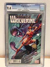 Savage Wolverine #6 J Scott Campbell 1:50 Variant Rare CGC