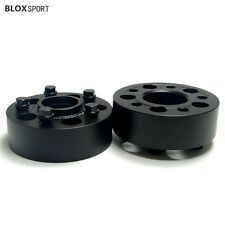 2PC 50MM HUBCENTRIC WHEEL SPACERS FIT AUDI A4 A6 MERCEDES C 63 S 350 5X112 66.5
