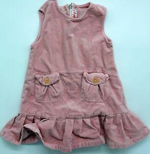 Original Baby Designer Dress From Il Gufo Size 39 5/12ft 74