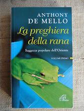 La preghiera della rana - Anthony De Mello - Paoline 2013
