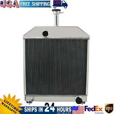 E7NN8005D Radiator For Ford/New Holland 445D 455C 555C 555D 565D 655C Tractor