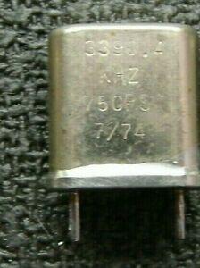 Heathkit 3396.4 KHZ Side Band Crystal SB 300 301 310 400 401 101 102 HW-101