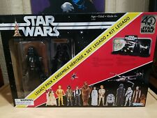 Star Wars The Black Series 40th Anniversary Darth Vader Legacy Pack -SEALED