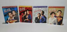 Lois and Clark The New Adventures of Superman Complete Series 1-4 New Boxed Sets