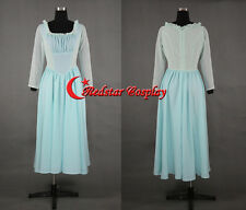 2015 HOT Movie Sandy Princess Cinderella Cosplay Costume Daily Dress