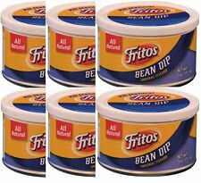 Fritos Bean Dip, 9 Ounce (Pack of 6)