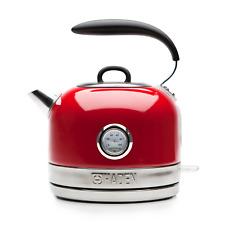 Haden Jersey Red Kettle 1.5 litre Fast Boil