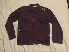 Mens Canvas Superdry Short Jacket Size Medium Great Condition Plenty Life In It.