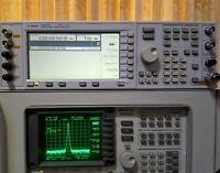 Agilent E4437B ESG-DP 4GHz Signal Generator UN7/UN8/UN9/200/1E5  - Tested! -HP