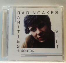 Rab Noakes: Demos + Rarities (Neon Records, 2002) (cd7972)