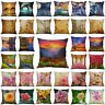 Decor Dream Printing Case Plant Cover Dolphin Flowers Forest Cushion Home Pillow
