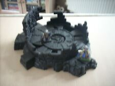 citadel warhammer fantasy wargaming scenery building , ruined wizards tower D&D