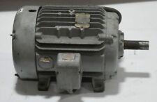20hp Baldor M2334t Industrial Motor 3 Ph 256t 230460v 1760 Rpm