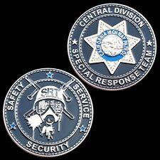 SRT Challenge Coin (Central Division)