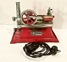 Vintage 1920's Empire B30 Toy Steam Engine Works* Nice LOOK & READ