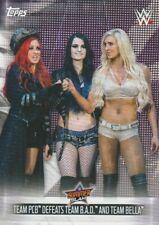 2019 Topps WWE Wrestling Women's Revolution Insert Rare DR-4