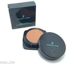 VINCENT LONGO Water Canvas Creme-To-Powder Foundation * CARAMEL * 0.4 oz