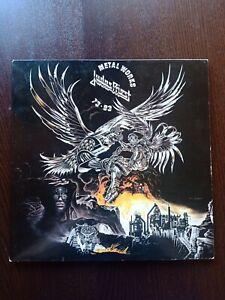 Judas Priest - Metal Works '73-'93 - Doppel LP