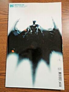 Batman #110 Jock Variant Cover Key NM Harley Quinn Joker 1st Print Detective DC
