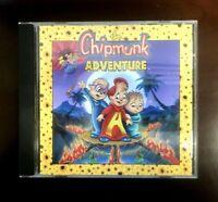 The Chipmunk Adventure Movie Soundtrack CD 1998