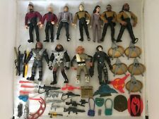 Job Lot Early 1990s Playmates Star Trek Figures And Accessories