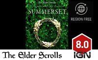 Elder Scrolls: Online Summerset DLC [PC] Bethesda Download Key