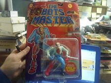 1994 The Bots Master 1/4 THE EVIL BOTS* DR. HISSS* Action Figure  Toy Biz RARE!