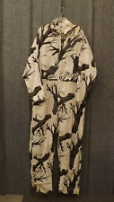 New Vtg Mossy Oak Tree Stand Camo White Snow Camouflage Coveralls 2XL USA Made