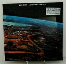 """Neil Young WHO'S GONNA STAND UP? Vinyl, 12"""", 45RPM, Reprise (2014) Sealed"""