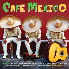 CAFE MEXICO 2 CD NEUF PEDRO VARGAS/HERB ALPERT/IRMA VILA/ENRIQUE QUEZADA