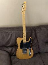 partscaster telecaster style guitar