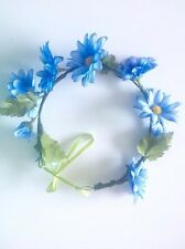 Flowergirl Headband Flower Wreath Crown Floral for Festival Wedding All Ages