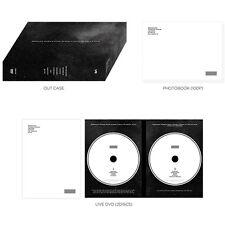 BIGBANG WORLD TOUR [MADE] FINAL IN SEOUL DVD 2 DISC+21p Card+100p Photo Book+etc