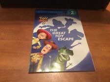 Disney Pixar Toy Story 3 The Great Toy Escape Step Into Reading Step 2 Book