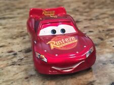 Disney Cars DK Exclusive Lightning McQueen From Encyclopedia Book