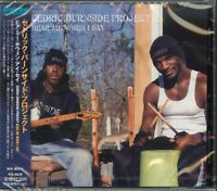 CEDRIC BURNSIDE PROJECT-HEAR ME WHEN I SAY-JAPAN CD F30