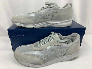 SAS Women Tour Mesh Dust Comfort Walking Sneakers Shoe Gray Size 10.5 Narrow