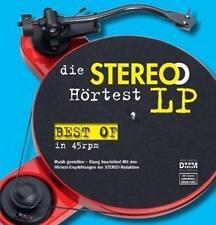 Die Stereo Hörtest Best Of LP (45 RPM/180g Virgi von Various Artists (2016)